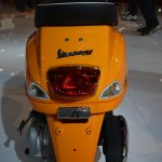 Vespa S taillight at Auto Expo 2014