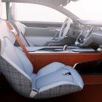 Volvo Concept Estate cabin