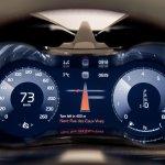 Volvo Concept Estate instrument binnacle
