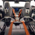 Volvo Concept Estate leaked interior
