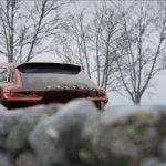 Volvo Concept Estate leaked rear profile