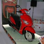 Yamaha Alpha with accessories Auto Expo