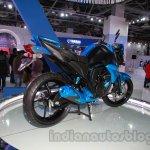 Yamaha FZ-S Concept Auto Expo rear quarter