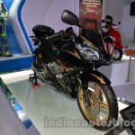 Yamaha R15 Special Edition Auto Expo front quarter