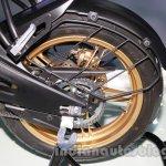Yamaha R15 Special Edition Auto Expo golden wheel