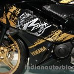 Yamaha R15 Special Edition Auto Expo graphics