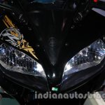 Yamaha R15 Special Edition Auto Expo headlight