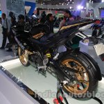 Yamaha R15 Special Edition Auto Expo rear three quarters
