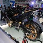 Yamaha R15 Special Edition Auto Expo rear three quarters