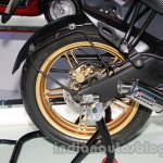 Yamaha R15 Special Edition Auto Expo rear wheel