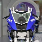 Yamaha R25 Auto Expo front view