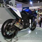 Yamaha R25 Auto Expo rear quarter