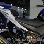 Yamaha R25 Auto Expo seat