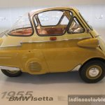 1955 BMW Isetta side