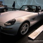 1999 BMW Z8 front three quarter