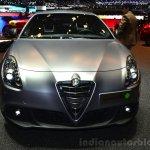 2014 Alfa Romeo Giulietta Quadrifoglio Verde front