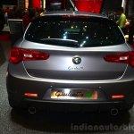2014 Alfa Romeo Giulietta Quadrifoglio Verde rear