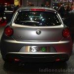 2014 Alfa Romeo MiTo Quadrifoglio Verde rear