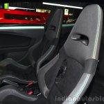 2014 Alfa Romeo MiTo Quadrifoglio Verde seats