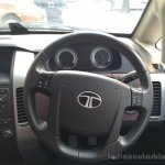 2014 Tata Aria steering wheel live image