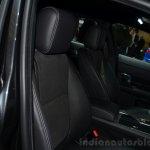 2015 Jaguar XFR-Sport diesel front seats - Geneva Live