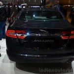 2015 Jaguar XFR-Sport diesel rear - Geneva Live
