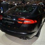 2015 Jaguar XFR-Sport diesel rear three quarter right - Geneva Live