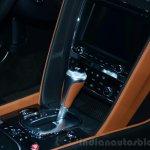 Bentley Continental GT Speed gear stalk - Geneva Live