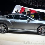 Bentley Continental GT Speed side - Geneva Live