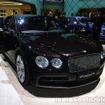 Bentley Flying Spur V8 at Geneva Motor Show