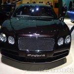 Bentley Flying Spur V8 front at Geneva Motor Show
