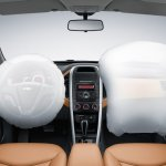 Chevrolet Optra Egypt dual front airbags press shot
