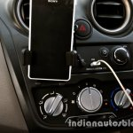 Datsun Go review charging port