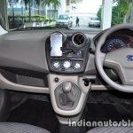 Datsun Go review dashboard