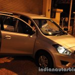 Datsun Go review image front three quarters