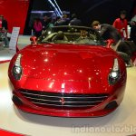 Ferrari California T front fascia at Geneva Motor Show
