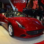 Ferrari California T front three quarter at Geneva Motor Show