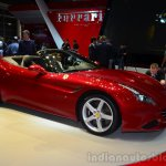 Ferrari California T front three quarters view at Geneva Motor Show