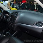 Fiat Freemont Cross cockpit - Geneva Live