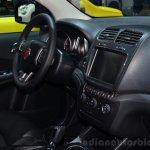 Fiat Freemont Cross display unit - Geneva Live