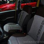 Fiat Panda Cross front seats - Geneva Live
