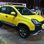 Fiat Panda Cross front three quarter right - Geneva Live