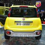 Fiat Panda Cross rear - Geneva Live