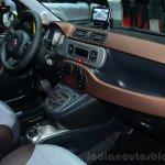 Fiat Panda Cross rear dashboard - Geneva Live