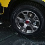 Fiat Panda Cross wheel - Geneva Live