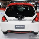 Honda Brio Limited edition Bangkok rear