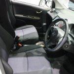 Honda Brio Limited edition Bangkok seat