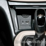 Hyundai Xcent AUX and USB port image