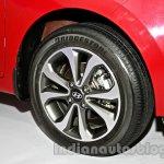 Hyundai Xcent alloy wheel image