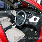 Hyundai Xcent cabin image